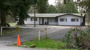 The City of Surrey has filed a lawsuit alleging a property in the Anniedale neighbourhood is being used as a Hells Angels clubhouse.