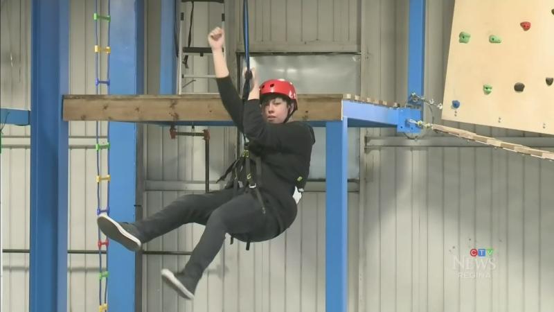 Sky Park opens in Regina