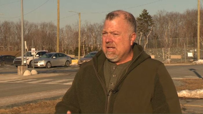 """I have some concerns about what happens to my son if he gets into one of these countries, and they become locked-down,"" said Ian Hape, the parent of a student at Cole Harbour High. ""Who's going to be responsible for my son?"""