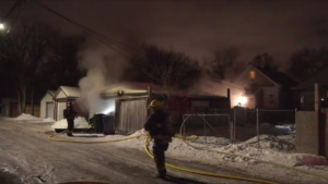 Crews responded to six fires in the city's North End.