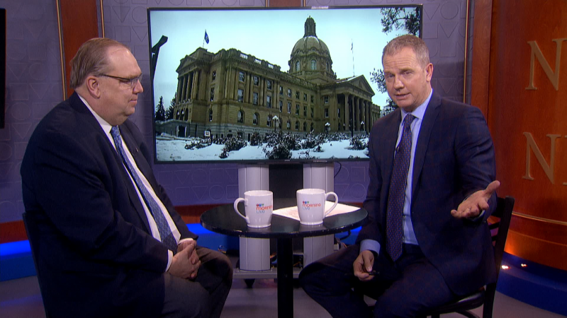 MLAs return to the Legislature today and we'll sit down with Political Scientist Duane Bratt to pick his brain on what to expect from the Throne Speech
