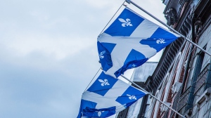 A Quebec flag is seen in this file photo (Tony Webster / flickr.com)