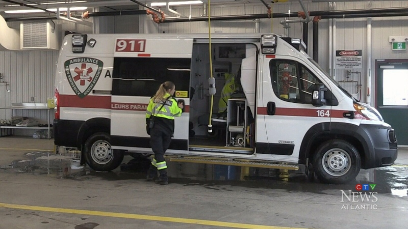 N.B. paramedics to provide palliative care