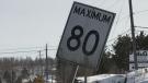 Sudbury reaction on teen caught going 181 km/h