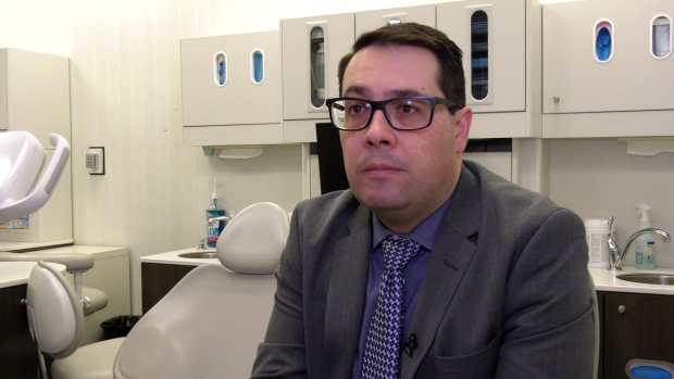 Saskatoon dentist and researcher pushing for saliva test to detect COVID-19