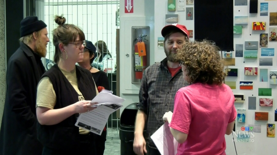 Patrons protest Millennium library security