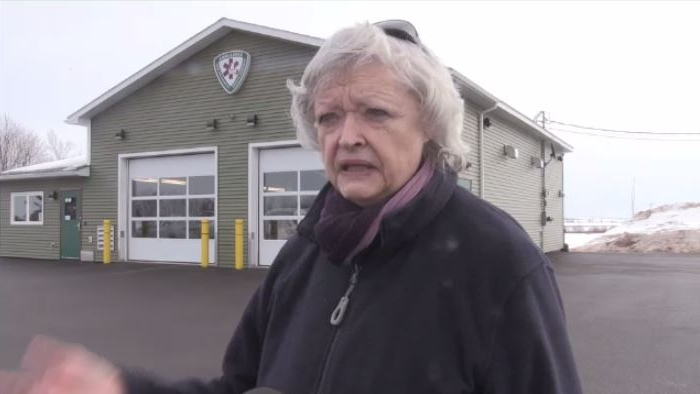 """Paramedics, their primary purpose is lifesaving, answering emergency calls,"" Sackville resident Sharon Hicks said. ""If they're looking after a palliative patient and an emergency call comes in, what's their priority?"""