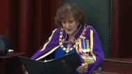 Throne speech addresses rail blockades