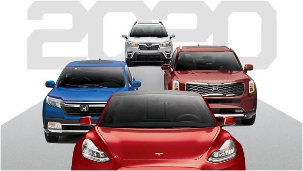 Consumer Reports releases top auto picks for 2020