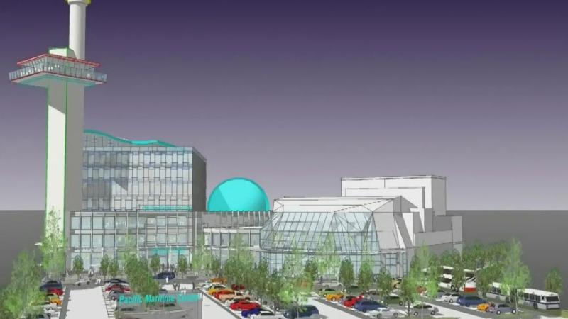 Langford plans ambitious $87M building centre