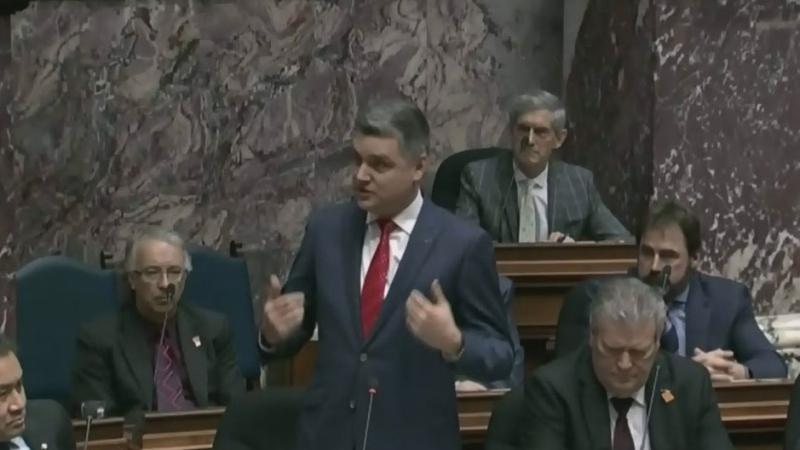 MLA's bill to address strata crisis