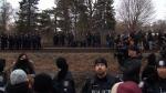 Toronto blockade