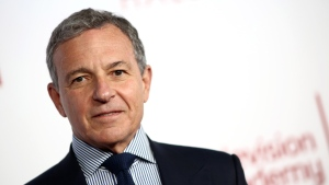 Bob Iger has stepped down as CEO of the Walt Disney Company (DIS), effective immediately. (Tommaso Boddi/WireImage/Getty/CNN)