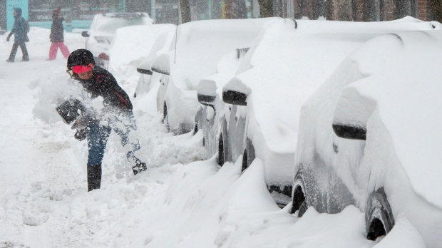 Winter storm to bring snow, wind, rain to Ontario, Quebec and Atlantic Canada