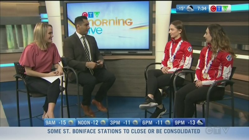 World Junior Curling champs reflect on win