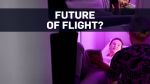 Airline unveils economy-class sleeping pods