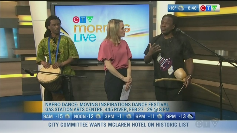 Moving Inspirations Dance Festival preview