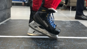 The McGill University Health Centre has developed a new balance test for assessing concussions among hockey players.