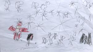 Ryan Branje, 6 years old, Grade 1, R. Tait McKenzie School, Almonte