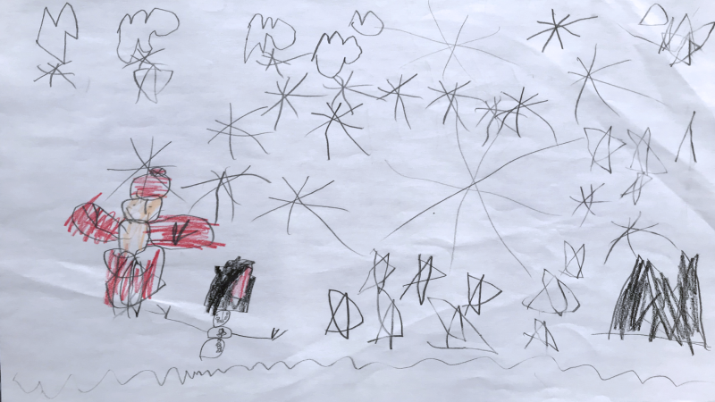 Ryan Branje, 6 years old, Grade 1, R. Tait McKenzie School, Almonte