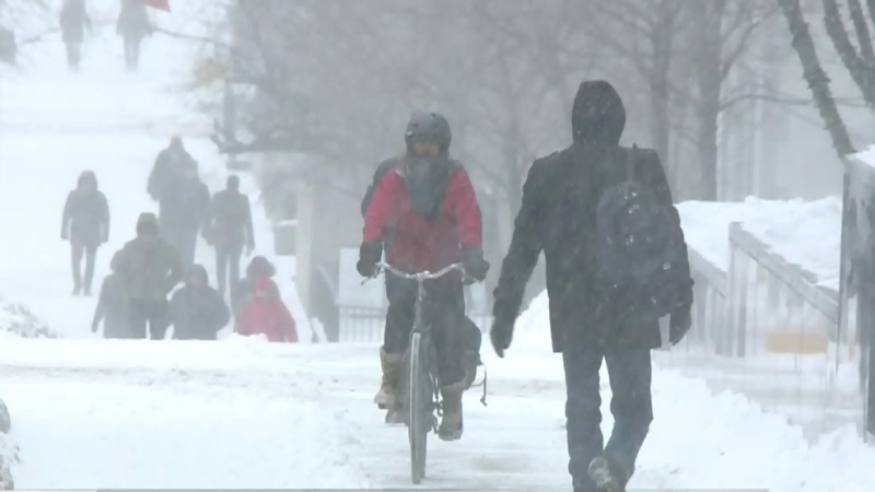 Massive winter storm on the way