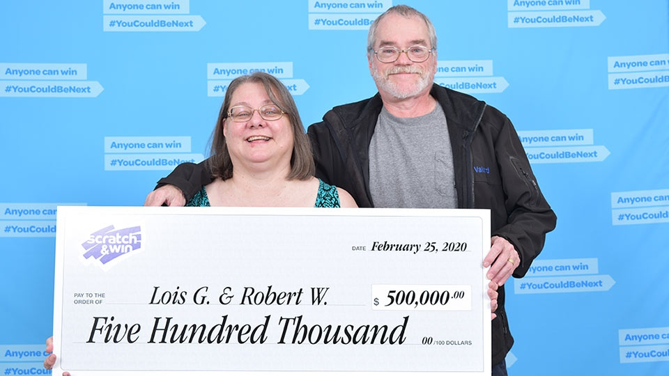 Fraser Valley lottery winners