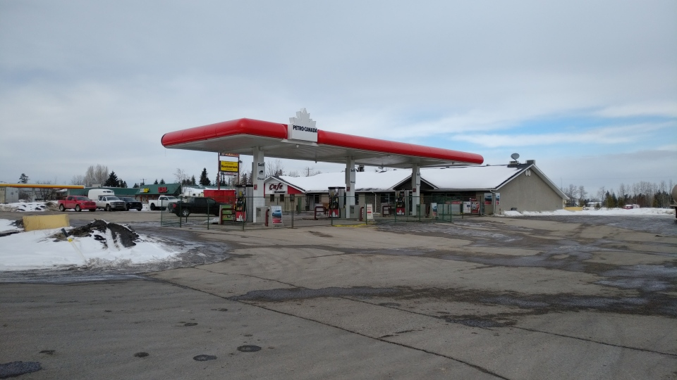 Officials say the Petro-Canada in Niton Junction was broken into on Sunday, Feb. 23, 2020. Investigators are looking into the cause of a subsequent fire there.