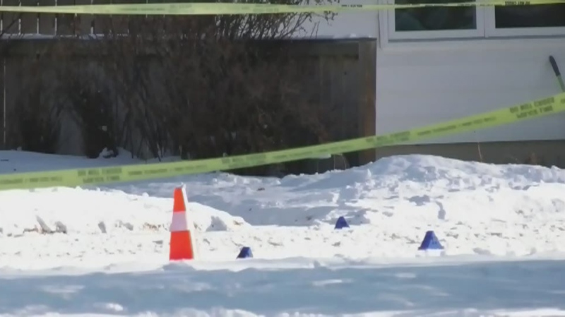 Police seek homicide witness