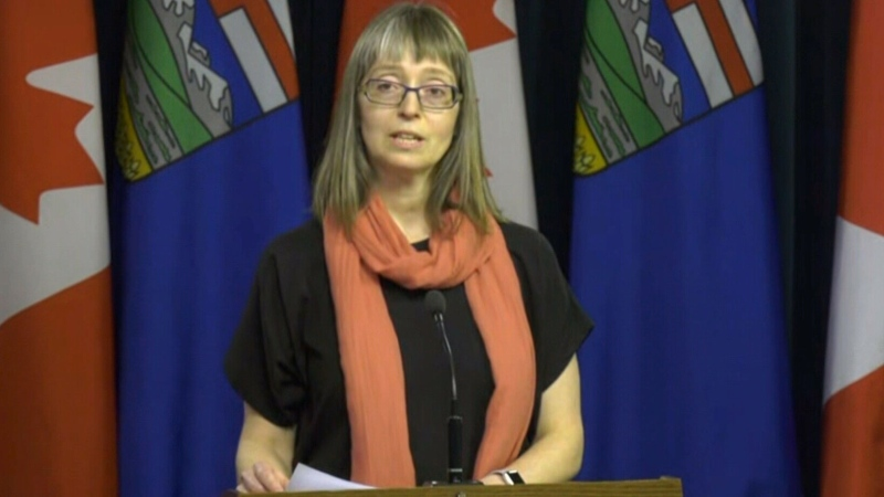 Alberta provides an update on the coronavirus
