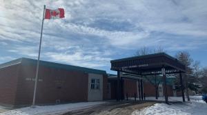 Jean Vanier School (Colton Wiens / CTV News Regina)