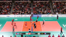 The Canadian volleyball team will go up against some of the best teams in the world in Calgary this June, when the National team goes up against Serbia, Australia and China in Volleyball Nations League