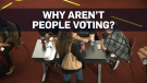 Here are the top reasons why Canadians are not vot