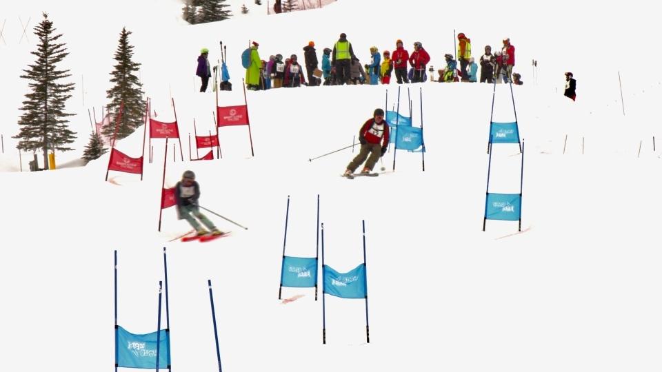 Transplant Winter Games
