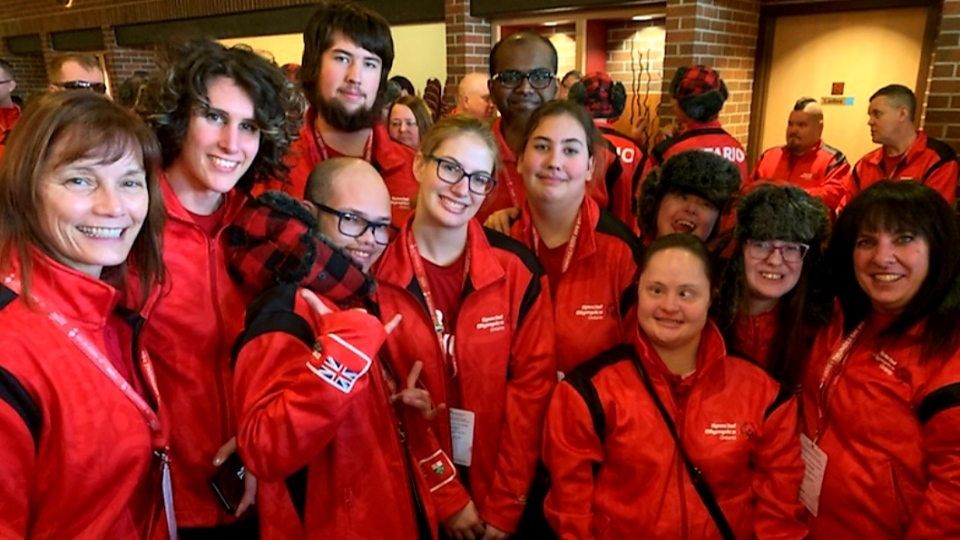 Special Olympics Winter Games 2020