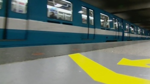 Montreal pushes for metro extension