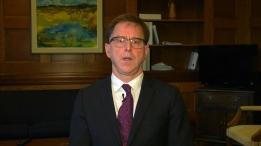 British Columbia Health Minister Adrian Dix