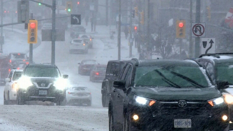 Ottawa city crews standing by for storm