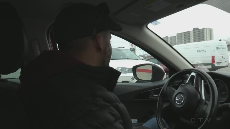 Racist tirade against Uber driver recorded