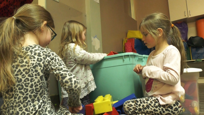 Child care in Manitoba failing children: report