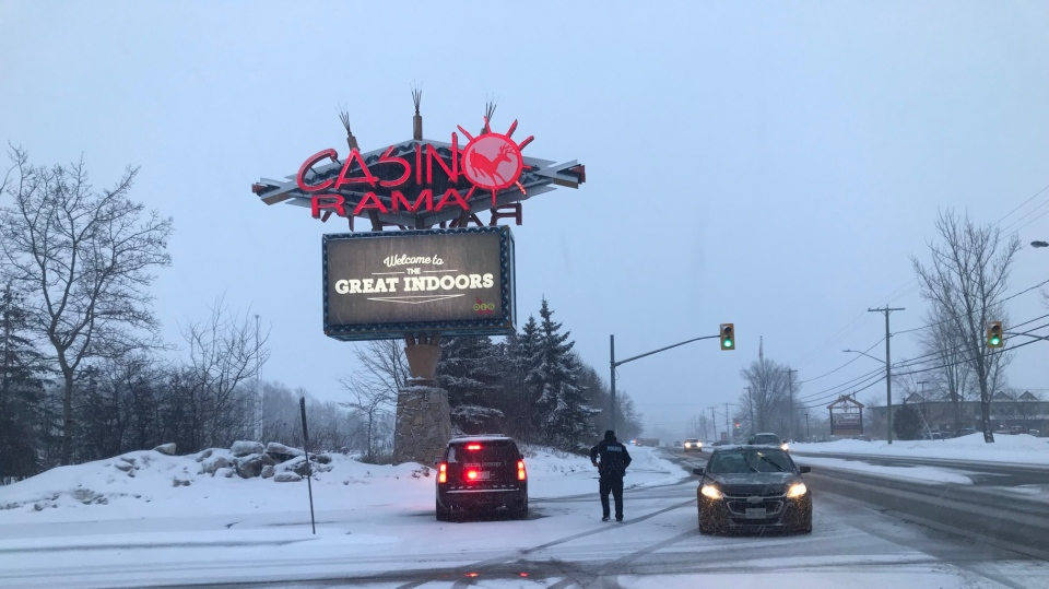 Casino Rama shutdown