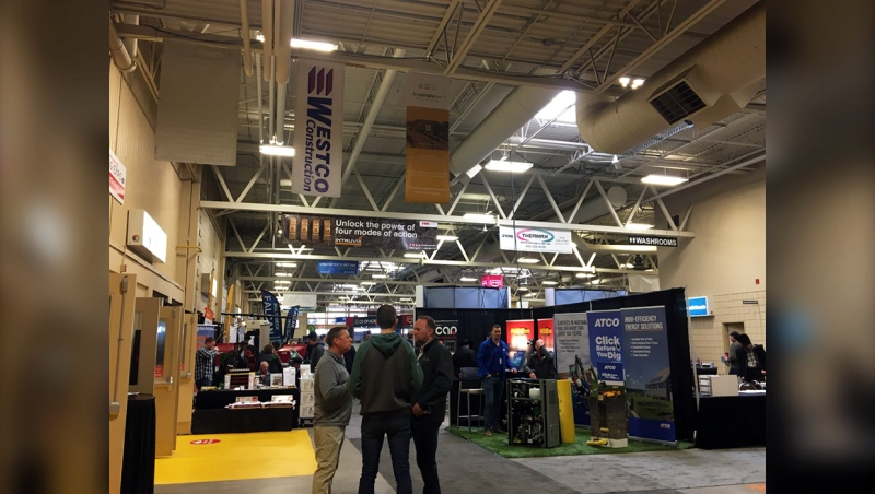 One of western Canada's largest agricultural expos kicked off in Lethbridge Wednesday