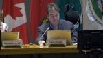 Rick Chiarelli at his City Council seat Feb. 26, 2020.