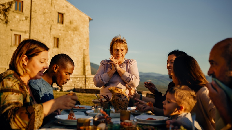 Nonna Nerina is one of the hundreds of Airbnb hosts across the world that are sharing their home-cooked recipes to guests. (Airbnb Cooking Experiences)