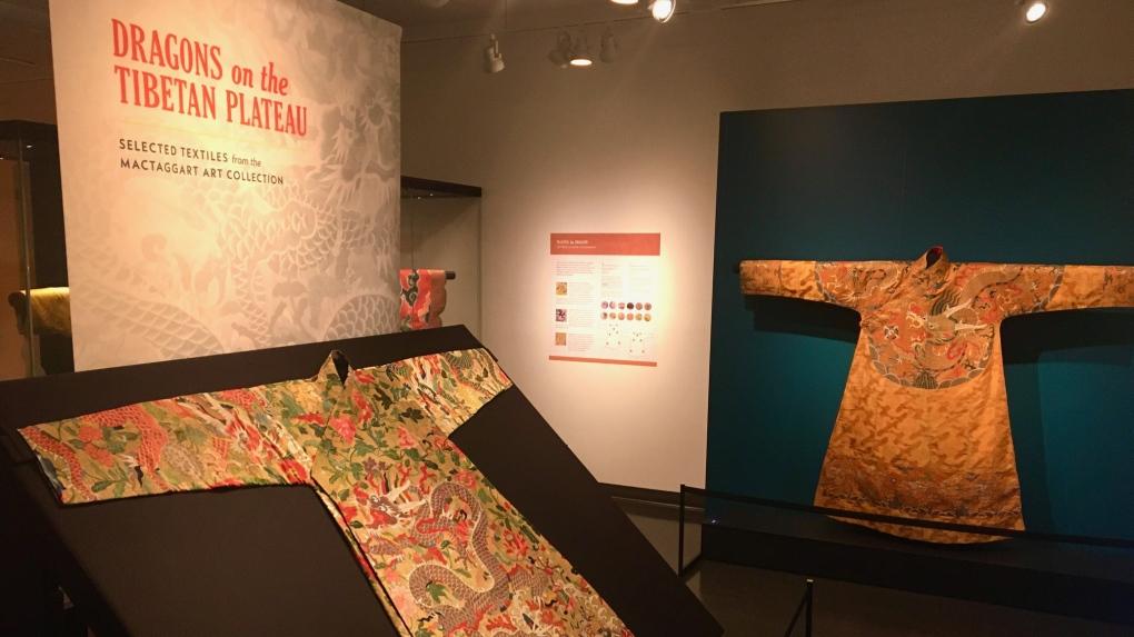 Exhibition at the University of Alberta