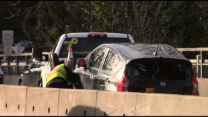 The IIO is now investigating after an arrest that occurred on Highway 1 Wednesday afternoon. (CTV)