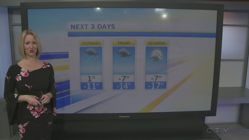 CTV Morning Live Weather Feb 27