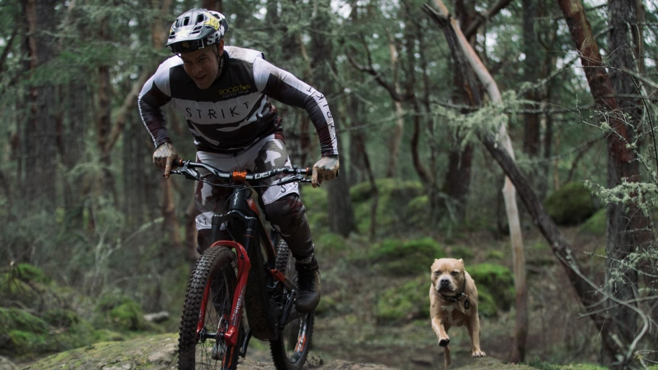The City of Langford says it will name a new bike park the Jordie Lunn Bike Park in memory of world-renowned Vancouver Island mountain biker Jordie Lunn.