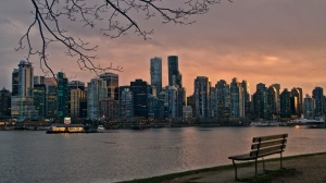 Views of Vancouver from the seawall. (Anthony Wan photo)