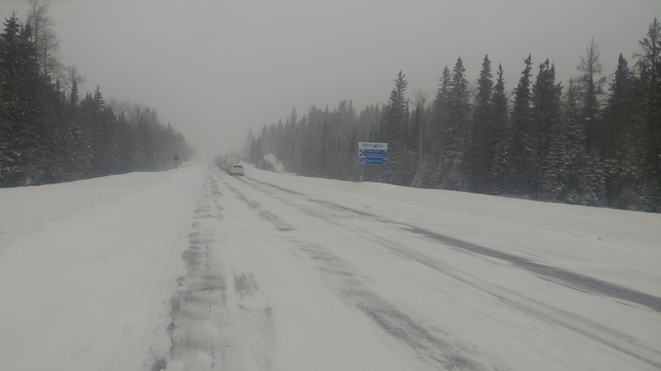 Snowy Highway 11 Feb. 27/20 (Tim McCallum)