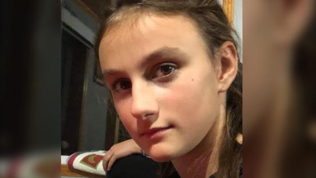 Oceane Boyer, 13, was found dead in Brownsburg-Chatham